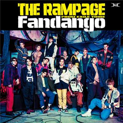 The Typhoon Eye/THE RAMPAGE from EXILE TRIBE