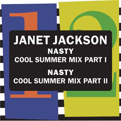シングル/Nasty (Cool Summer Mix / Pt. 1)/Janet Jackson