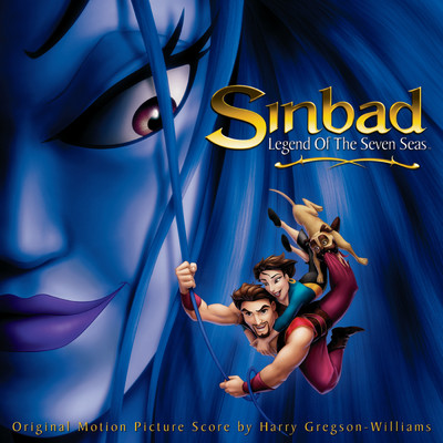 アルバム/Sinbad: Legend Of The Seven Seas (Original Motion Picture Score)/ハリー・グレッグソン=ウィリアムズ