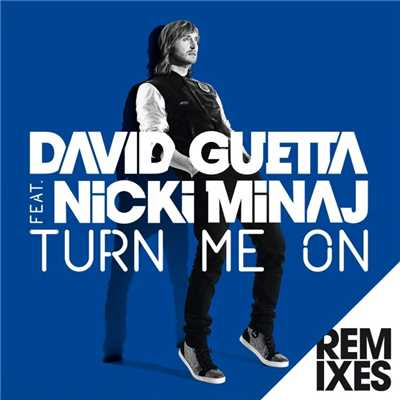 シングル/Turn Me On (Extended)/David Guetta