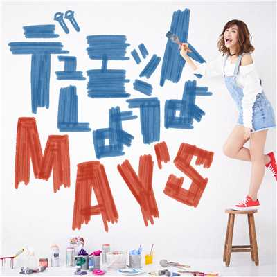 シングル/WHY×3 with May J./MAY'S