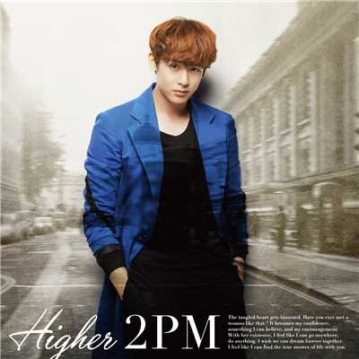アルバム/HIGHER (Nichkhun盤)/2PM