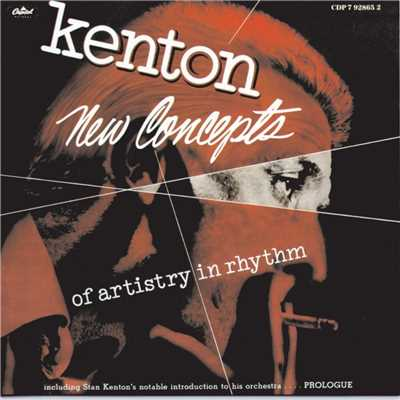 アルバム/Concepts Of Artistry In Rhythm/Stan Kenton