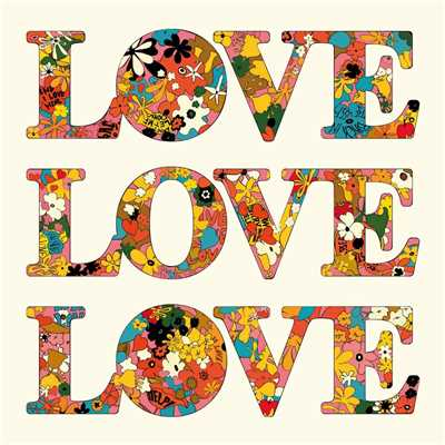 アルバム/LOVE LOVE LOVE/Various Artists