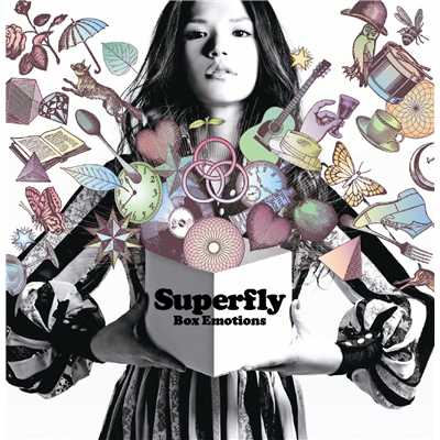 シングル/Bad Girl/Superfly