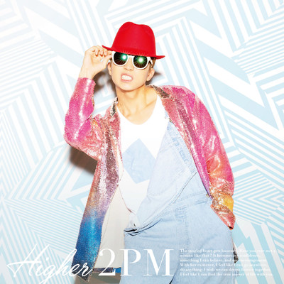 アルバム/HIGHER (Wooyoung盤)/2PM