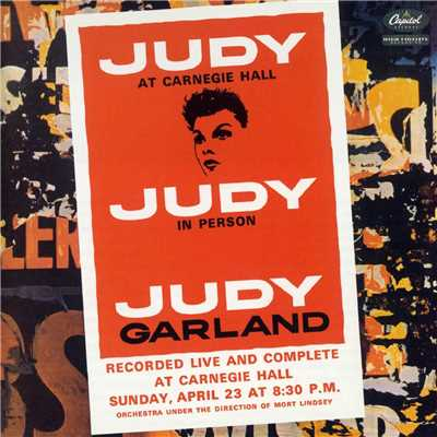 アルバム/Judy At Carnegie Hall/Judy Garland