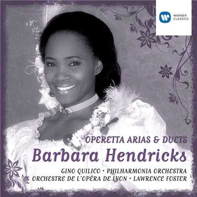 アルバム/Barbara Hendricks: Operetta Arias & Duets/Barbara Hendricks