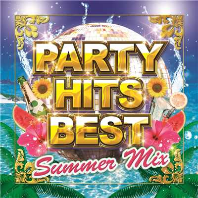 アルバム/PARTY HITS BEST SUMMER MIX/PARTY HITS PROJECT