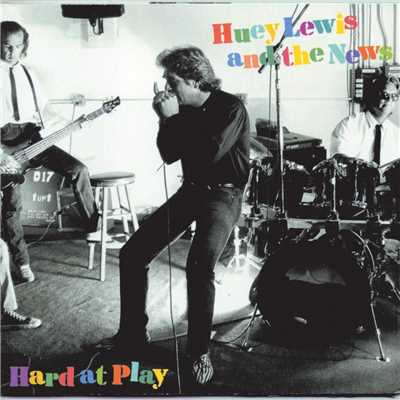 シングル/It Hit Me Like A Hammer/Huey Lewis & The News