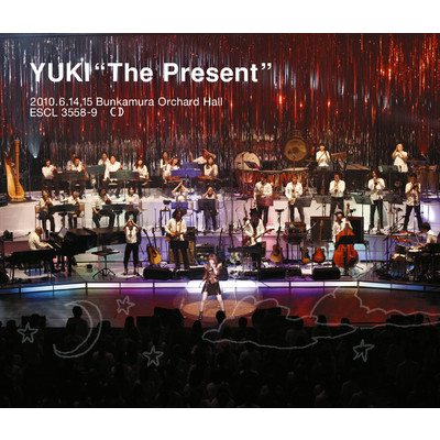 "アルバム/YUKI""The Present"" 2010.6.14,15 Bunkamura Orchard Hall/YUKI"