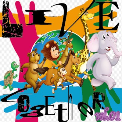 アルバム/Live Together vol.01/Various Artists