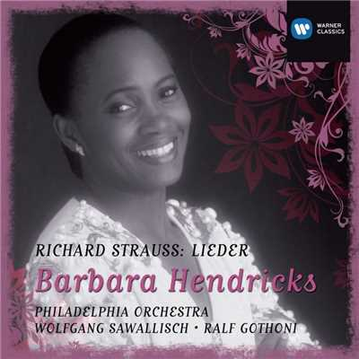 アルバム/Barbara Hendricks: Strauss Lieder/Barbara Hendricks