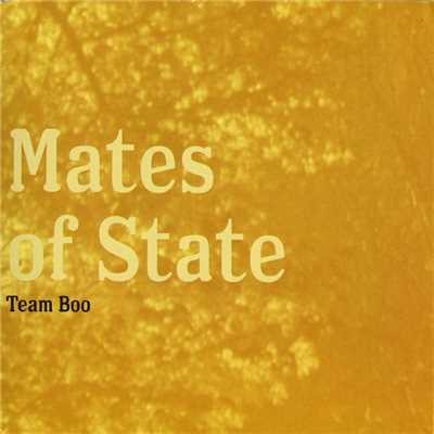 シングル/An Experiment/Mates of State