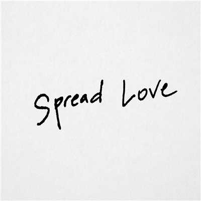 シングル/Spread Love/Goldroom
