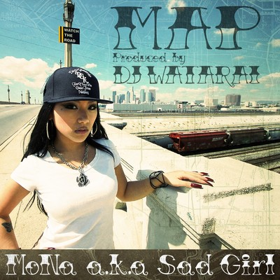 アルバム/Map/MoNa a.k.a Sad Girl