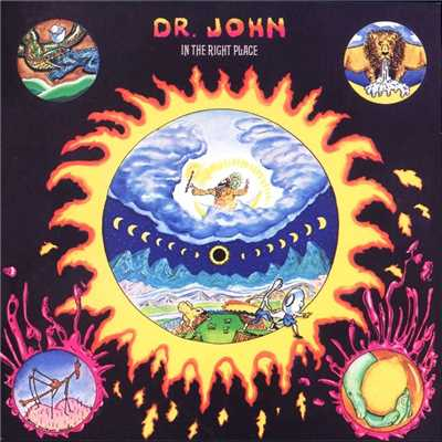 シングル/Just the Same/Dr. John