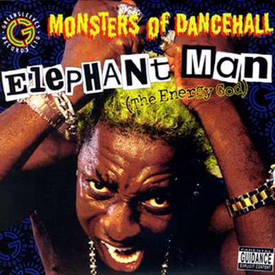 アルバム/Monsters Of Dancehall (The Energy God)/Elephant Man