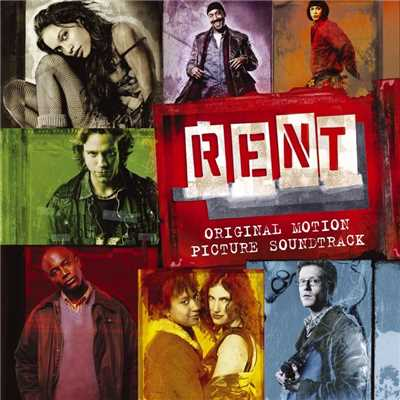 シングル/Seasons Of Love/Rosario Dawson, Taye Diggs, Idina Menzel, Jesse L. Martin, Adam Pascal, Tracie Thoms, Wilson Jermaine Heredia & Anthony Rapp