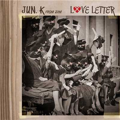 アルバム/Love Letter/Jun. K (From 2PM)