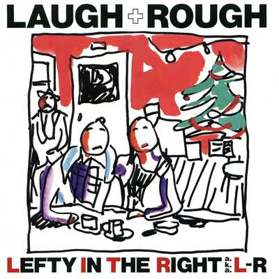 ハイレゾアルバム/LAUGH + ROUGH (Remastered 2017) (PCM 96kHz/24bit)/L・R