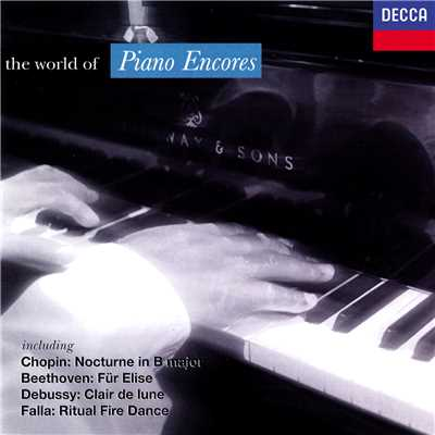 The World of Piano Encores/Various Artists