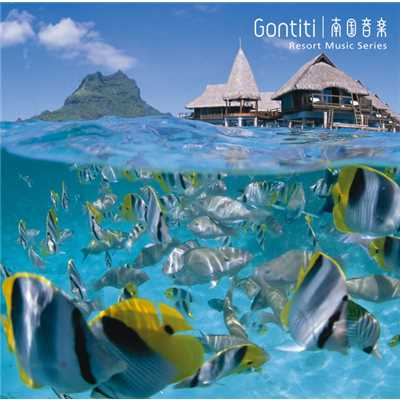 アルバム/南国音楽  Resort Music Series/GONTITI