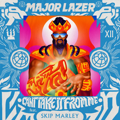 シングル/Can't Take It From Me (feat. Skip Marley)/Major Lazer
