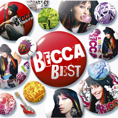 シングル/Perfect Me〜完璧な私〜(Album version)/BECCA