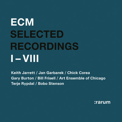 アルバム/Selected Recordings I - VIII/Various Artists