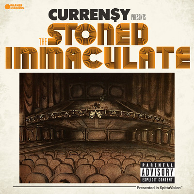 アルバム/The Stoned Immaculate/Curren$y