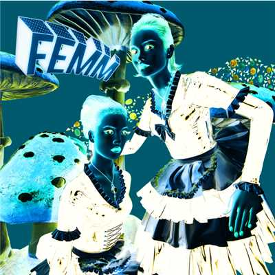 Whiplash Instrumental FEMM 収録アルバム『Femm Isation #2: 100 ANTCD
