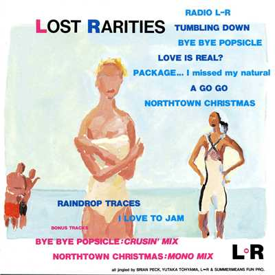 ハイレゾアルバム/LOST RARITIES (Remastered 2017) (PCM 96kHz/24bit)/L・R