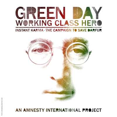 シングル/Working Class Hero/Green Day