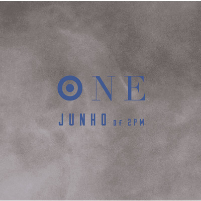 アルバム/ONE 〜JAPAN SPECIAL EDITION〜/JUNHO (From 2PM)
