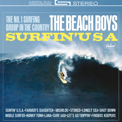 ハイレゾアルバム/Surfin' USA (Stereo)/The Beach Boys