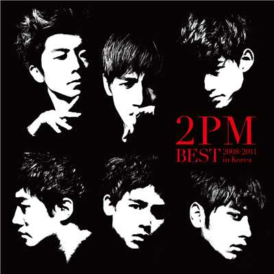 アルバム/2PM BEST 〜2008-2011 in Korea〜/2PM