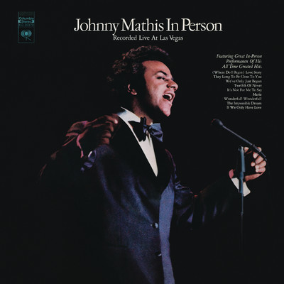 シングル/Dreamy / Misty (Live at Caesar's Palace, Las Vegas)/Johnny Mathis