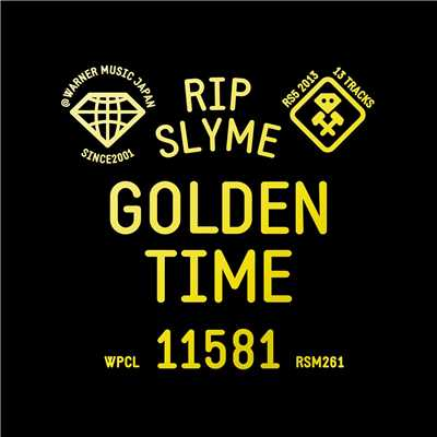 アルバム/GOLDEN TIME/RIP SLYME