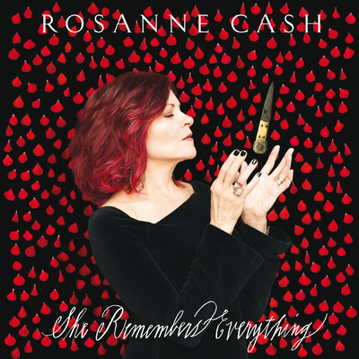 ハイレゾ/She Remembers Everything (featuring Sam Phillips)/Rosanne Cash
