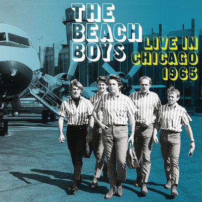 ハイレゾアルバム/Live In Chicago 1965/The Beach Boys