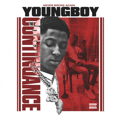 アルバム/The Continuance/YoungBoy Never Broke Again