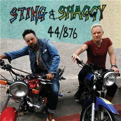 アルバム/44/876/Sting/Shaggy