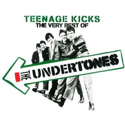 teenage kicks the very best of the undertones the undertones収録曲