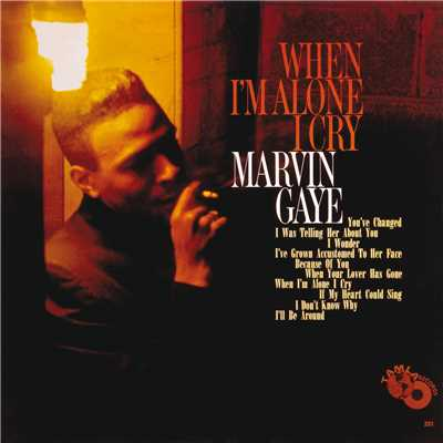 アルバム/When I'm Alone I Cry/Marvin Gaye
