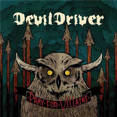 シングル/Wasted Years/Devildriver