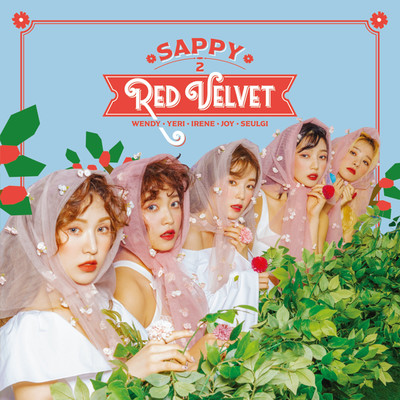 アルバム/SAPPY/Red Velvet