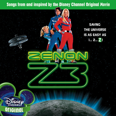 アルバム/Zenon Z3 (Original TV Movie Soundtrack)/Various Artists
