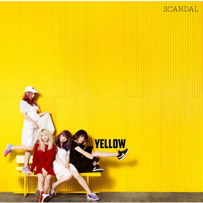 アルバム/YELLOW/SCANDAL