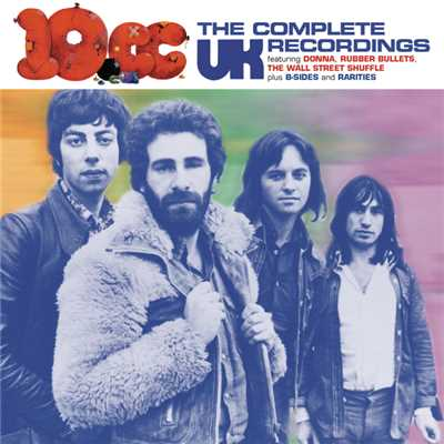 アルバム/The Complete UK Recordings/10cc